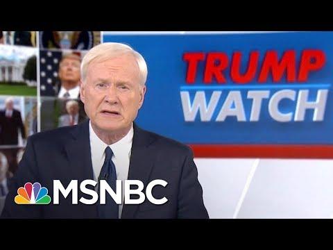 Chris Matthews: President Donald Trump Is Not Above The Law   Hardball   MSNBC