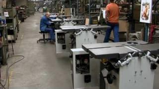 Robland Factory in Belgium