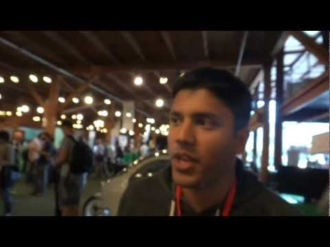 Boosted Boards Interview with Founder Sanjay Dastoor | TechCrunch Disrupt 2012