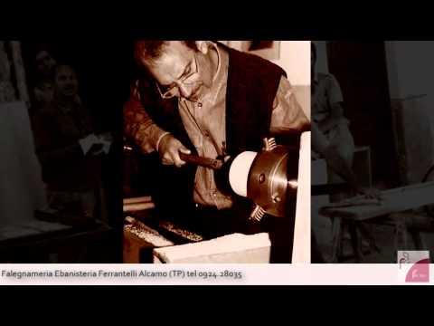 Falegnameria Ferrantelli Alcamo (Trapani), Arredo Sacro, su Misura, Design. видео