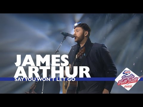 Video James Arthur - 'Say You Won't Let Go' (Live At Capital's Jingle Bell Ball 2016) download in MP3, 3GP, MP4, WEBM, AVI, FLV January 2017