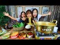 Download Lagu VEGAN FAKE MEAT CAN FOOD • Mukbang + Cookbang (채식라면) Mp3 Free