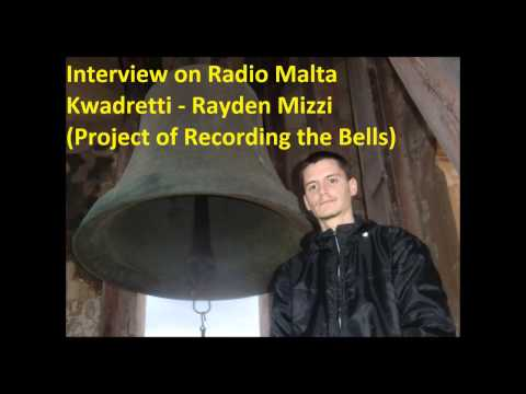 Interview(Maltse)Pt1 - Thanks for Charles Coleiro - Program Kwadretti on Maltese Radio Station (Radju Malta) I had a first interview and ask for working a project of the Recordings...