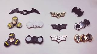 My batman fidget spinner collection review. Ill be doing more super hero spinner collections soon too. Now, you guys now how we roll on this channel. Pick your favorite / best batman spinner you see and Ill try to whip up some giveaways. And don't forget to comment the country you live in. 👊🏻How I get 100s & 100s of free spinners: https://www.youtube.com/watch?v=Q54C_fN20CMLargest Rainbow Spinner Collection: https://www.youtube.com/watch?v=PQEr8KvEZbwWatch all my Fidget Spinner videos here. And subscribe for tons of giveaways too: https://goo.gl/Zj563YFACEBOOK: http://www.facebook.com/ILUVTRADINGINSTAGRAM: https://www.instagram.com/iluvtrading/TWITTER: https://twitter.com/VirgilForexMY WEBSITE: http://gphonecenter.comBusiness Inquiries: iLuvTradingBiz@gmail.com