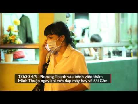 Phương Thanh chia sẻ bút tích của Minh Thuận - Thời lượng: 51 giây.