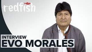 """""""The unity of the people will be the defeat of the empire"""" Evo Morales Interview"""