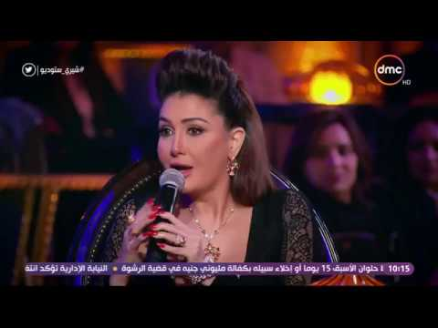 غادة عبد الرازق عرض عليها العمل عارضة أزياء بباريس..وهكذا ردت والدتها