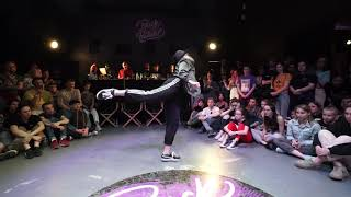 Kriss – Back to the future battle 2019 judge showcase
