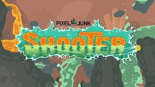 Видео PixelJunk Shooter
