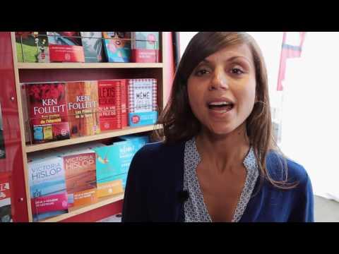 Vidéo de Katherine Pancol