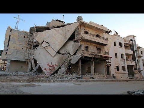 Συρία: Αστραπιαία προέλαση των κυβερνητικών δυνάμεων στο Χαλέπι