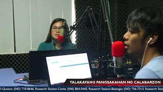 Episode 4 with Crystal Jade A. Padonan and PMED Chief Ma. Ella Cecilia B. Obligado