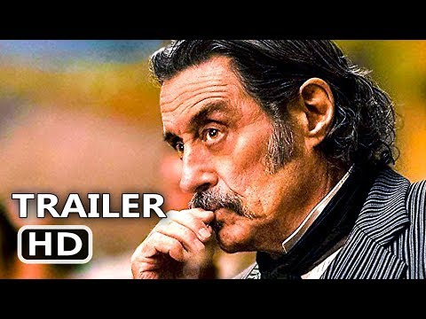 DEADWOOD THE MOVIE Official Trailer (2019) Ian McShane, Western Movie HD