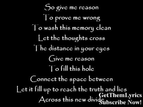 Linkin Park - New Divide (Lyrics) - GetThemLyrics 1