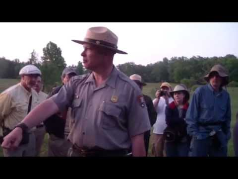 Bloody Angle Mayhem at Dawn: The Union Onslaught Pt 1 Spotsylvania 150th