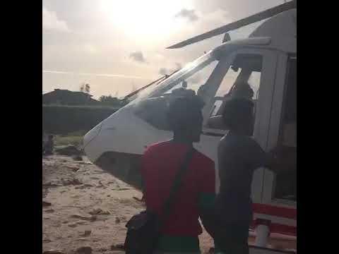 Bantuan BKD Provonsi Banten pada Bencana Tsunami