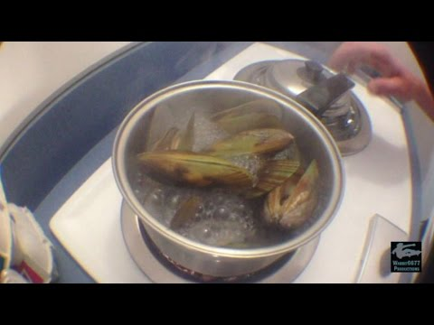 How To Cook Fresh NZ Green Lipped Mussels