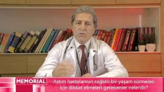 Astım Hastalarının Sağlıklı Bir Yaşam Sürmeleri İçin Dikkat Etmeleri Gerekenler Nelerdir?