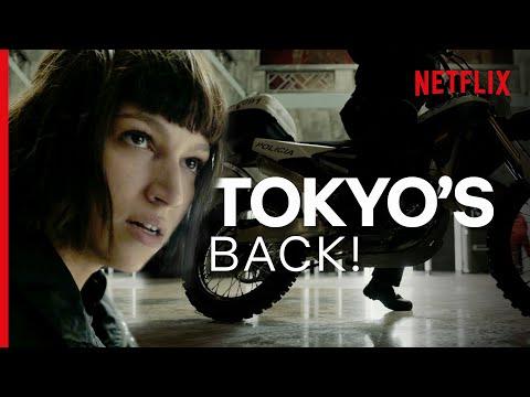 Tokyo's BACK! | La Casa De Papel/Money Heist S2 (Full Scene, Eng Subs)