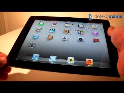 iPad 3. generace - unboxing a první dojmy