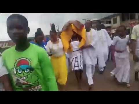 Osun New Year 2019-2020, Arugba, Oyo Alaafin
