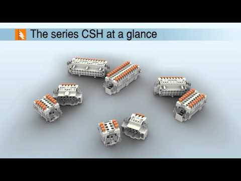 ILME: Connector series CSH