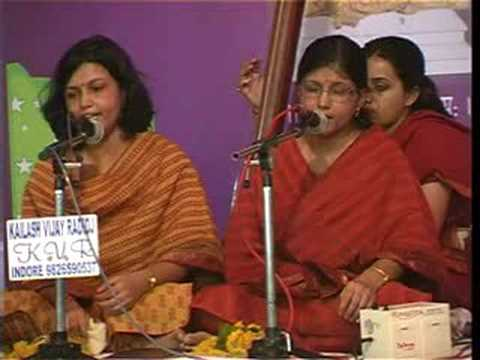 jugalbandi Dr.Abha & Dr. Vibha Chaurasia
