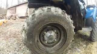 9. 2013 Polaris Sportsman 400 H.O Walkaround