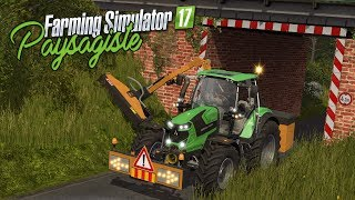 Video 🌻 Farming Simulator 17 | Ep5 | Paysagiste | L' ÉPAREUSE !! MP3, 3GP, MP4, WEBM, AVI, FLV Oktober 2017