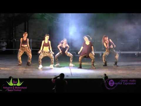 Celeste Dance Studio at 3rd Bollywood & Multicultural Dance Festival