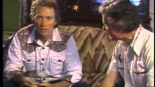 Clint Eastwood interview 1980 - documentary Bronco Billy