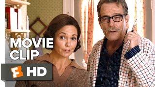 Trumbo Movie CLIP - He Thinks He's the Cat (2015) - Bryan Cranston, Diane Lane Drama HD