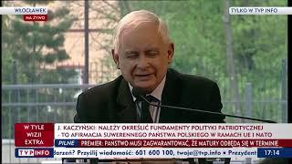 Jarosław Kaczyński: niezależnie od tego, czy ktoś jest wierzący czy niewierzący, musi akceptować chrześcijaństwo, bo polska kultura wyrosła z chrześcijaństwa