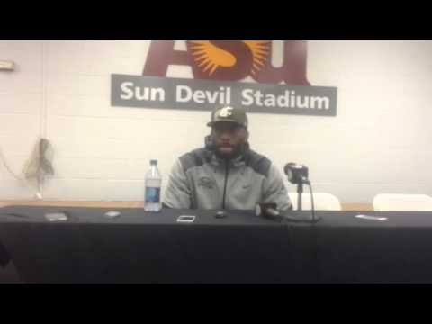 Vince Mayle Interview 11/22/2014 video.