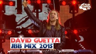 David Guetta's HUGE #Capital JBB Set