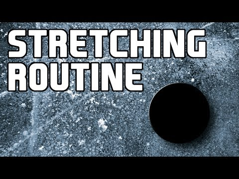 Off Ice Hockey Training: Stretching Routine Part One