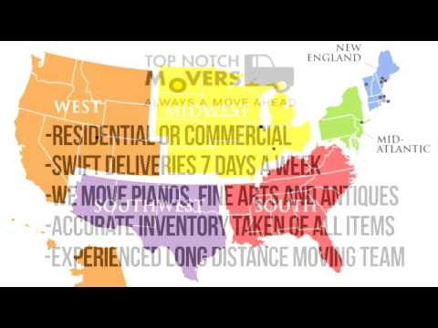 Long Distance Moving Company Fort Lauderdale - Top Notch Movers