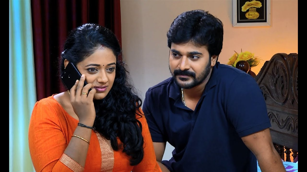 Ammuvinte Amma June 12,2016 Epi 334 TV Serial