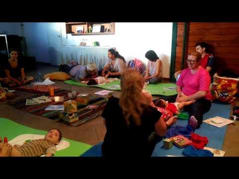 Ver vídeoMasaje infantil de estimulación a bebés con síndrome de Down: algunos consejos