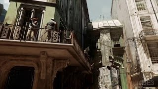 Dishonored 2 Combat Is Loaded With New Powers and Abilities - IGN Live: E3 2016 by IGN