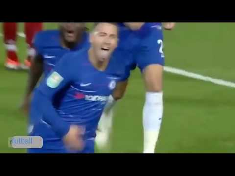 Liverpool vs Chelsea 1 2 Highlights Carabao Cup 2018