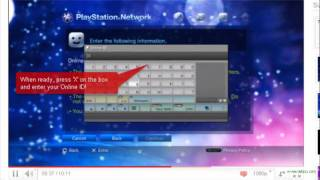 How To Create A PlayStation Network Master Account