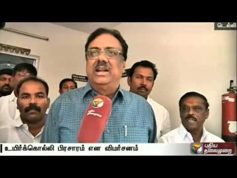 Chief-minister-Jayalalithaas-campaign-is-a-life-threatening-propaganda-says-EVKS-Elangovan