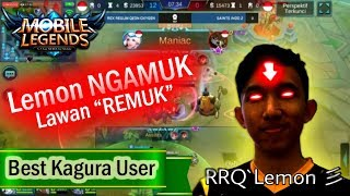 Download Video INI AKIBATNYA JIKA LEMON DIBIARIN PAKE KAGURA, SEKALI NGAMUK LAWAN REMUK - RRQ O2 VS SAINTS INDO 2 MP3 3GP MP4