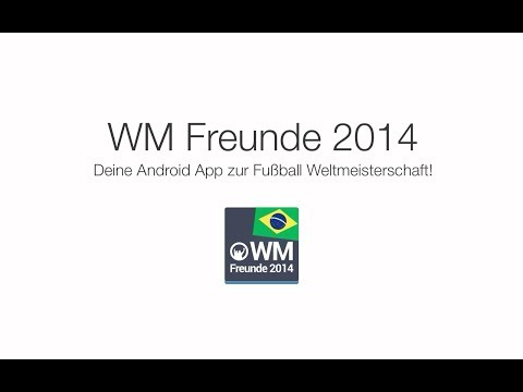 Video of WM Freunde 2014