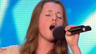 Video Little Girl SHOCKS The Entire Audience With Her Voice MP3, 3GP, MP4, WEBM, AVI, FLV Agustus 2018