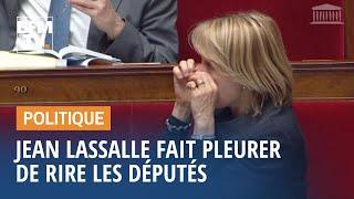 Video Quand Jean Lassalle fait pleurer de rire les députés MP3, 3GP, MP4, WEBM, AVI, FLV Mei 2017