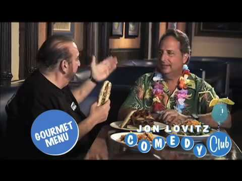 Jon Lovitz Comedy Club commercial