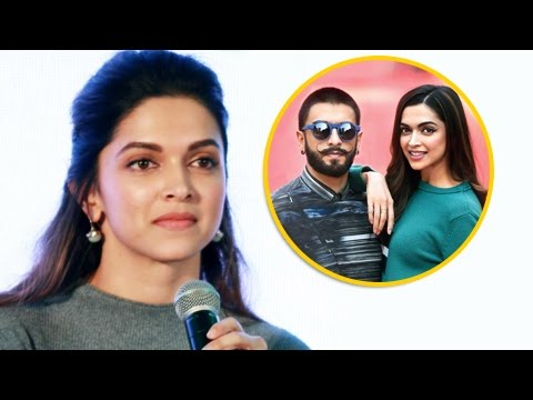 Deepika Padukone Breaks Silence On Breakup With Ra