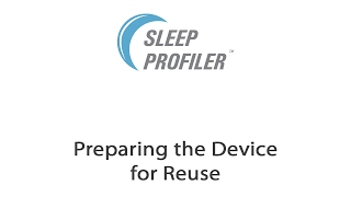 Preparing the Device for Reuse Image